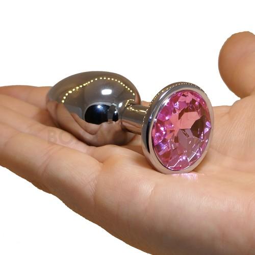 Intimate Anal Metal Jewelry - Cerise