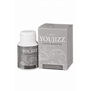 YouJizz Sperm Booster - Spruta mer