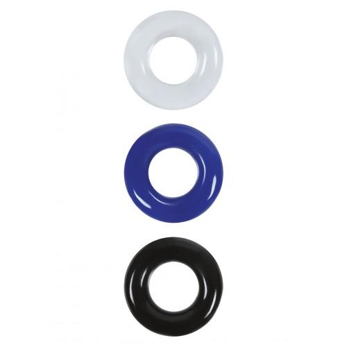 Stamina Rings - 3-pack